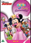 Mickeys Klubhus: Minnies Kostumebal