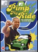 MTV Pimp My Ride - Sæson 2 - 2 disc