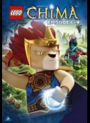 u14368 LEGO: Legends Of Chima - Episode  1-4 (UDEN COVER)