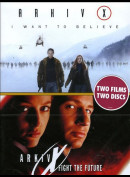 X-Files: I Want To Believe + X-Files: Fight The Future  -  2 Disc