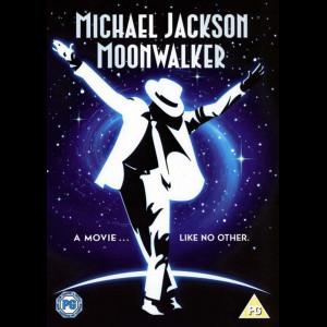 u14523 Michael Jackson: Moonwalker (UDEN COVER)