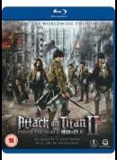 -4336 Attack On Titan - The Movie: Part 2 (KUN ENGELSKE UNDERTEKSTER)