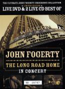John Fogerty: The Long Road Home - In Concert (Live DVD + 2 Live CDer)