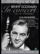 Legends On Stage: Benny Goodman - In Concert