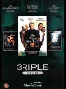 3riple Movies (Triple Movies) (3 Film Bl.a. The Whole Nine Yards)