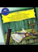 c5984 Wolfgang Amadeus Mozart: Clarinet Concerto - Flute Concerto No. 1 - Bassoon Concerto
