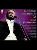 c6037 Luciano Pavarotti: 28 Great Performances