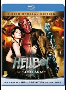 Hellboy 2: The Golden Army [2-disc]