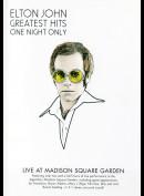 Elton John Greatest Hits: One Night Only
