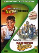 The Nutty Professor + Bad News Bears