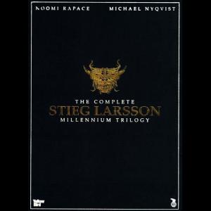 Stieg Larssons Komplette Millennium Trilogy - 7 disc