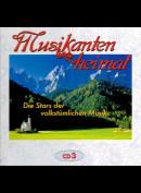 c6470 Musikantenheimat: Die Stars Der Volkstümlichen Musik CD3