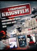 3 Eksplosive Krigsfilm