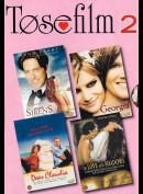 Tøsefilm 2  -  4 Disc