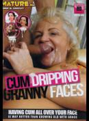 51a Cum Dripping Granny Faces