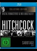 -7001 Hitchcock- Sabotage:  Collectors Edition (KUN TYSKE UNDERTEKSTER)
