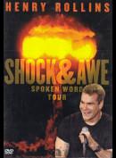 -2313 Henry Rollins: Shock & Awe - Spoken World Tour (KUN ENGELSKE UNDERTEKSTER)