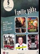 Familie Pakke  -  5 Disc