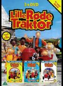 Lille Røde Traktor 1-3  -  3 Disc
