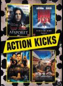 Action Kicks  -  4 Disc