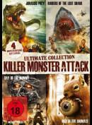 -7296 Ultimate Collection: Killer Monster Attack (KUN TYSKE UNDERTEKSTER)