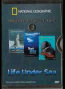 National Geographic: Life Under Sea  -  3 disc