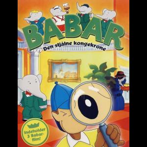 Babar 04: Den Stjålne Kongekrone