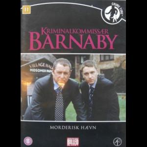 Kriminalkommissær Barnaby 8: Morderisk Hævn