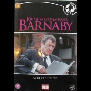 Kriminalkommissær Barnaby 2: Skrevet I Blod