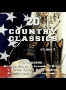 c6759 20 Country Classics: Volume 1