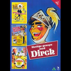 Herlige Gensyn Med Dirch  -  3 disc