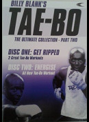 Tae-Bo Get Ripped & Energise  -  2 disc