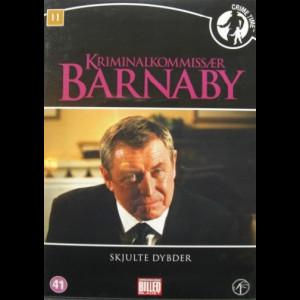 Kriminalkommissær Barnaby 41: Skjulte Dybder