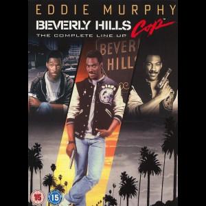 -5908 Beverly Hills Cop Trilogy (KUN ENGELSKE UNDERTEKSTER)