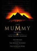 The Mummy Legends  -  3 disc