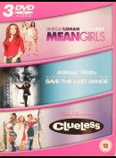Mean Girls + Save The Last Dance + Clueless  -  3 disc