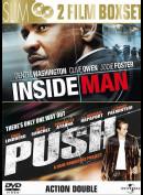 Inside Man + Push  -  2 disc