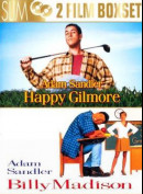 Happy Gilmore + Billy Madison  -  2 disc