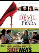 The Devil Wears Prada + Sideways  -  2 disc