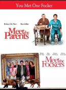 Meet The Parents + Meet The Fockers  -  2 disc