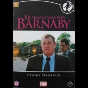 Kriminalkommissær Barnaby 35: Stemmer Fra Graven