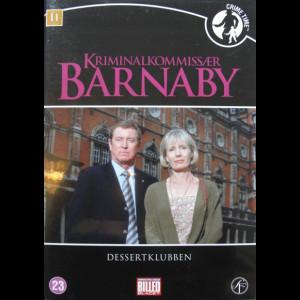 Kriminalkommissær Barnaby 23: Dessertklubben