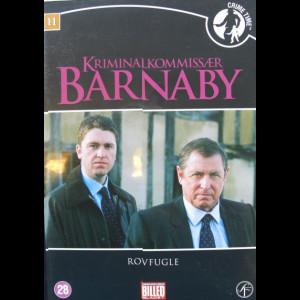 Kriminalkommissær Barnaby 28: Rovfugle