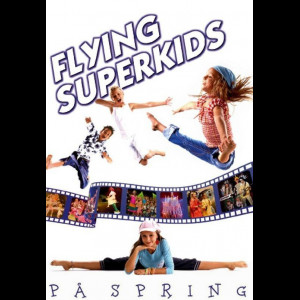 Flying Superkids På Spring (DVD + CD)