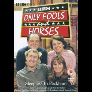 -268 Only Fools and Horses: Sleepless in Peckham (KUN ENGELSKE UNDERTEKSTER)