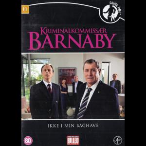 Kriminalkommissær Barnaby 80: Ikke I Min Baghave