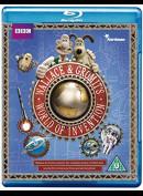 -1438 Wallace & Gromits: World Of Invention (BBC) (KUN ENGELSKE UNDERTEKSTER)