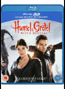 -4381 Witch Hunters (Blu-Ray 3D)