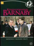 u13848 Kriminalkommissær Barnaby 1: Mordene I Badgers Drift (UDEN COVER)