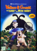 u10407 Wallace & Gromit in The Curse of the Were-Rabbit (UDEN COVER)